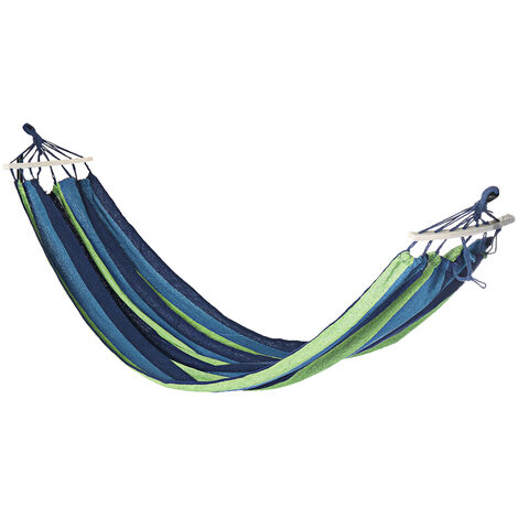 Portable Rope Hanging Hammock Swing Bed Camping Hiking Outdoor