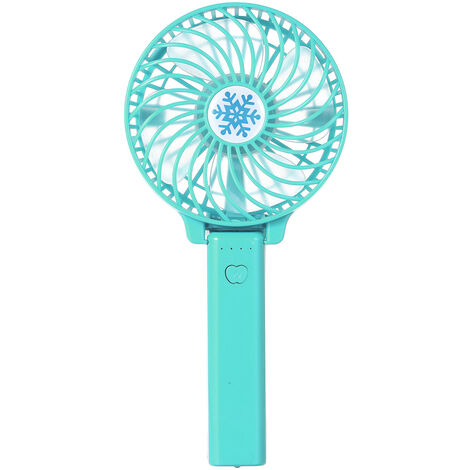 """main image of """"Portable USB Lithium Battery Rechargeable Fan Ventilation Foldable Air Conditioning Fans Foldable Cooler Mini Operated Hand Held Cooling Fan for Outdoor Home (Black)"""""""
