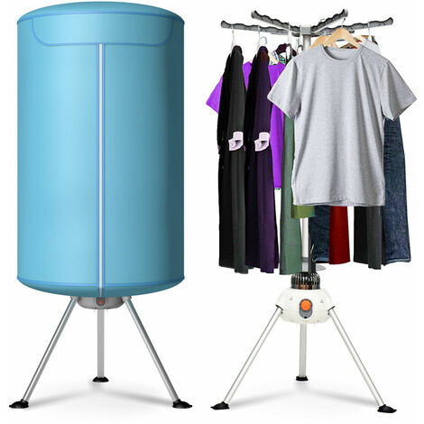 """main image of """"Portable Ventless Drying Machine 900W Folding Clothes Dryer w/ Automatic Timer"""""""