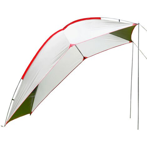 """main image of """"Portable Waterproof Car Awning Canopy Outdoor Camping Fishing Car SUV Tent Trailer Shelter Sun Shade"""""""