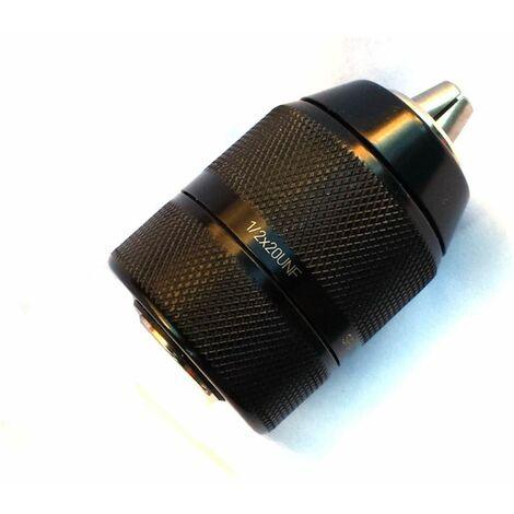 Portabrocas rápido metálico sin llave 2-13. 1/2 hembra 20UNF Llambrich