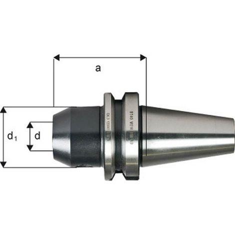 Portabrocas System Weldon, DIN JlSB 6339 (MAS-BT), d : 20 mm, MAS-BT 40, a 100 mm, d1 : 52 mm