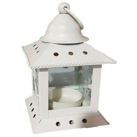 Bomboniere Matrimonio Lanterna.Portacandela Porta Candela Lumino Lanterna Metallo Bomboniera Matrimonio