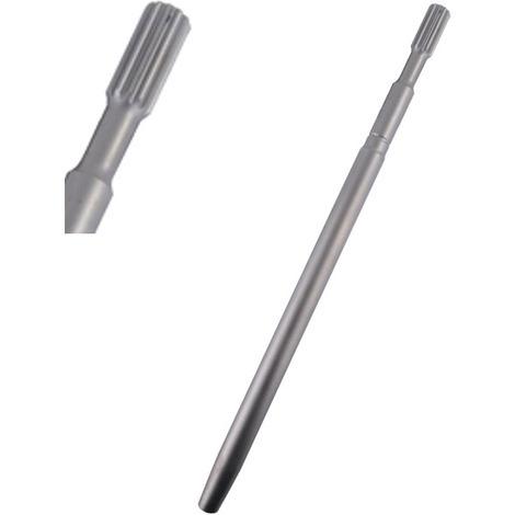 per Trapano a Corona diamantata Diametro 63 mm x 400 mm WT Trade Fresa a Corona diamantata Professionale Turbo