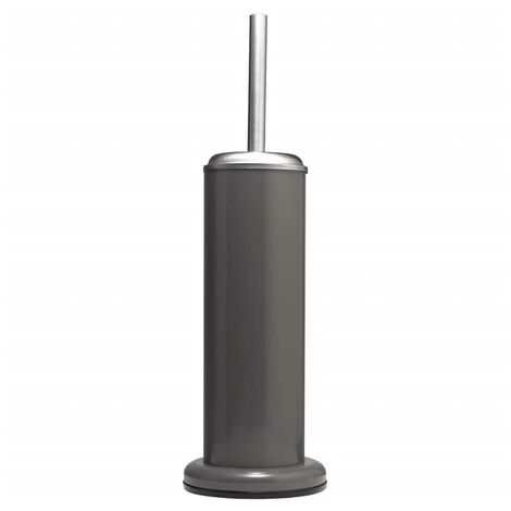 Portaescobilla de baño Sealskin Acero 361730514, color gris