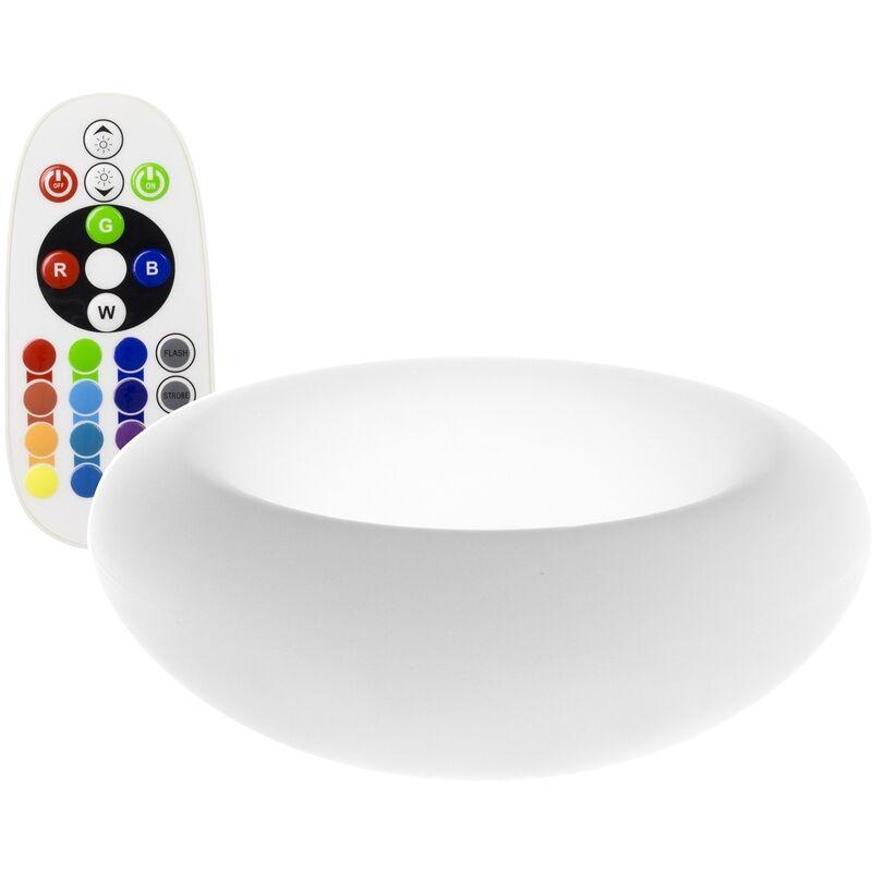 Portafrutta LED RGBW Ricaricabile