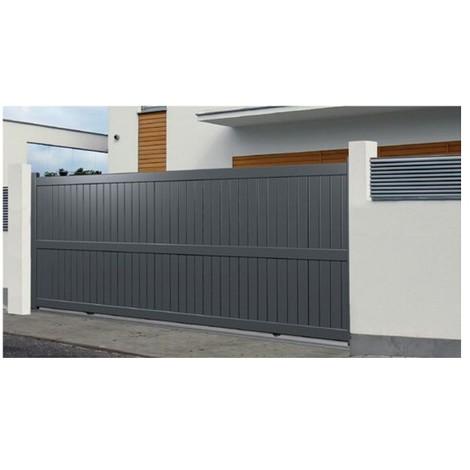 Portail Aluminium Capilla - Coulissant