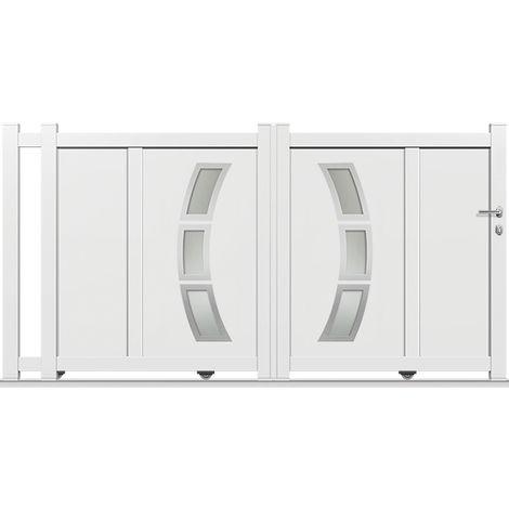 Portail Aluminium Coulissant DS19