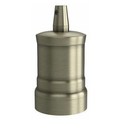 Portalamparas aluminio M-035 Pico decorativo CALEX 940448 E-27 aluminio