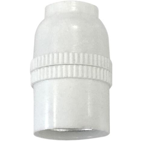 Portalámparas blanco E14 tamaño reducido (F-Bright 1200245)