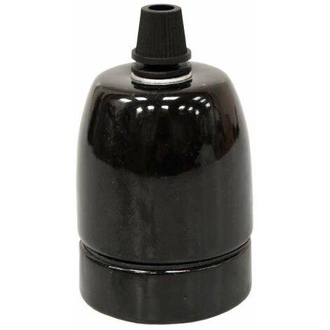Portalámparas de cerámica para bombilla E27