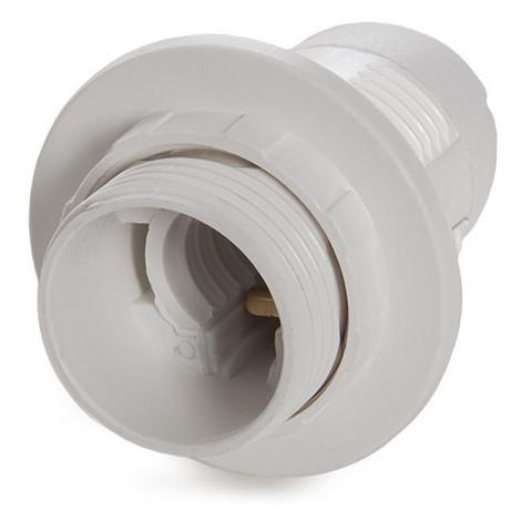 Portalámparas E14 Blanco (TB-E14W)