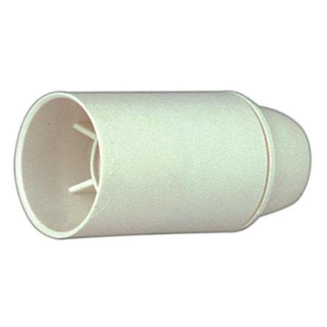 Portalámparas E14 Color blanco 2 A 250 V Electro DH. 12.089/B 8430552086276
