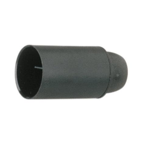 Portalámparas E14 Color Negro 2 A 250 V Electro DH. 12.089/N 8430552086283