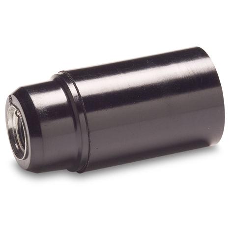 Portalamparas Liso E 14 Negro - FAMATEL - 461
