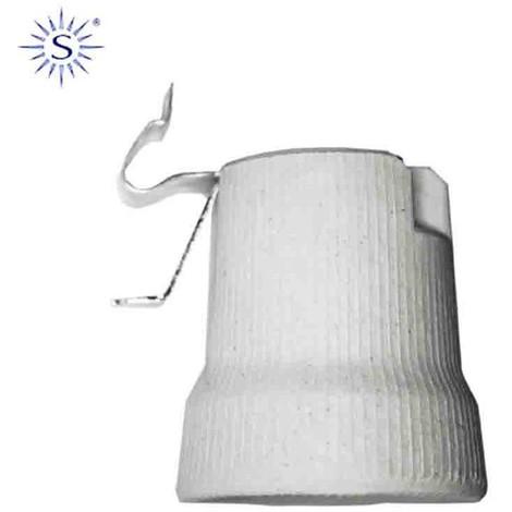 Portalamparas Porcelana E-27 Para Plafones - NEOFERR