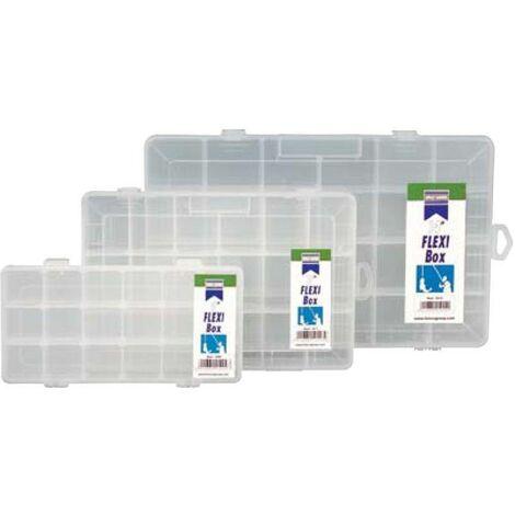 portaminuteria flexibox - Modello: 12 pollici - 24 scomparti