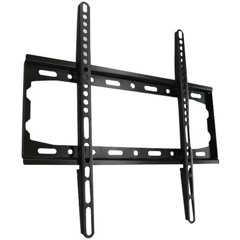 Portance Tv Support Mural Universal Fixe Televiseur A Ecran Plat Frame Pour 26-55 Pouces Led Lcd Moniteur A Ecran Plat Tv Support A