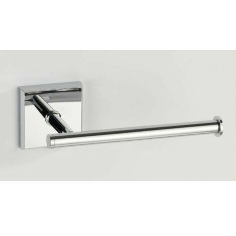 PORTAROLLOS BAÑO LACENO PARED METAL POWERLOC 23411