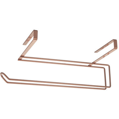 Portarollos Estante Puerta Copper 35X18X10Cm - METALTEX - 3636350000