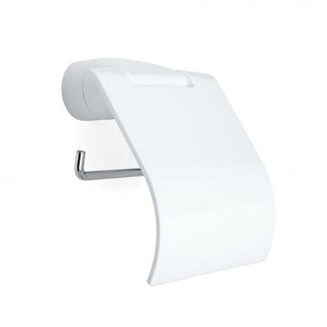 Portarrollo Baño Mural Tapa Fijacion Blanco Alpha Tatay 6301901