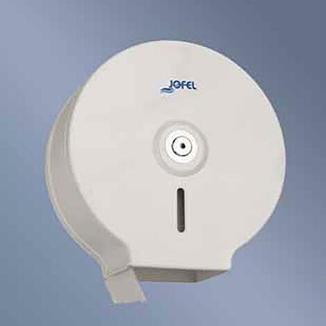 Portarrollo Baño Papel Cerradura Allen 200Mt/18 Metal Epoxi Jofel Ae12400