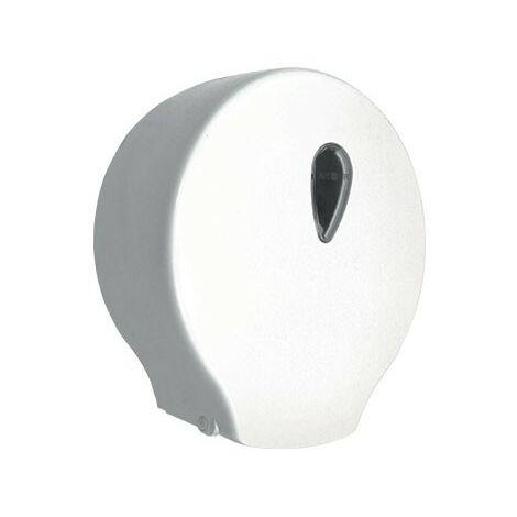 Portarrollo de papel higiénico industrial - NOFER - Color: Blanco