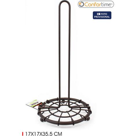 Portarrollos Cocina 35.5cm Wicker Confortime