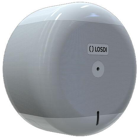 Portarrollos papel higiénico ECO blanco 300m M45