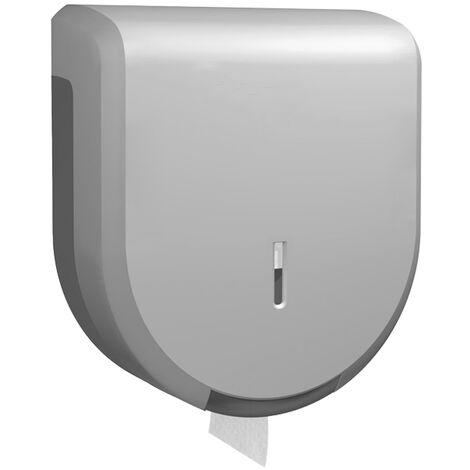 Portarrollos papel higiénico plata Hiperlimpieza 200m M45