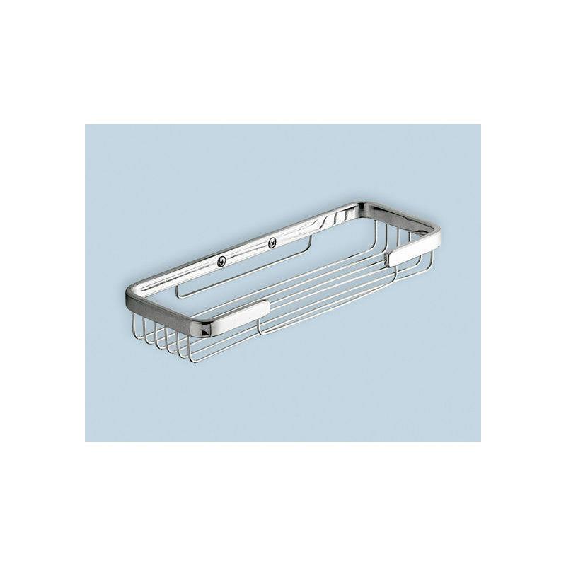 Porta Spugne Da Bagno : Portasapone porta oggetti spugne vasca box doccia doppio gedy