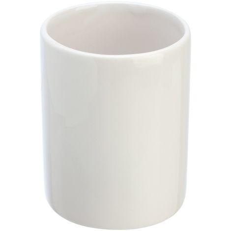 Spirella Tumbler//portaspazzolino in Ceramica Cemento Pietra