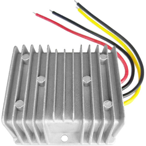 Portatil convertidor DC / DC regulador, 24V De bajada Para 12V 10A 120W ahorro de energia Transformador
