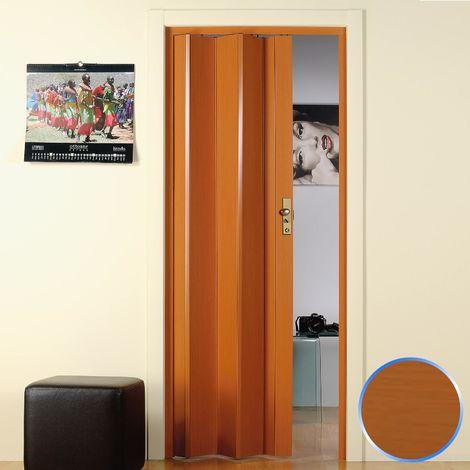 Porte accordéon Intérieur en Pvc mod. Maya