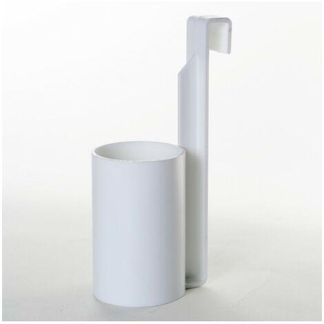 Porte aérosol blanc - Astuceo