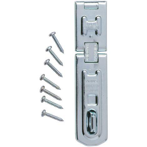 Porte cadenas articulé Abus - Anse 9,5 mm - Longueur 80 mm