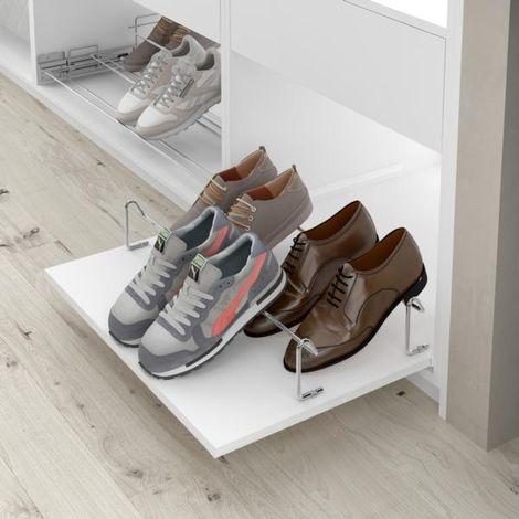 Porte-chaussures fixe 6 unités