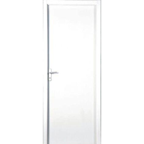 Porte de communication coulissante alvéolée CIE INDUS. BOIS - ép.40 mm - SOFT 2040 x 830