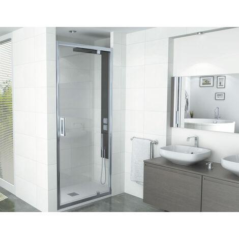 Porte de douche pivotante Manhattan