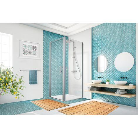 Porte de douche pivotante Reflet - Odyssea