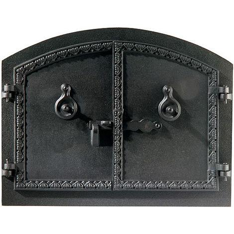 Porte de four à bois Alsace