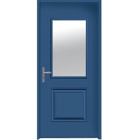 Porte d'entrée Lavandou - Isolation - simple