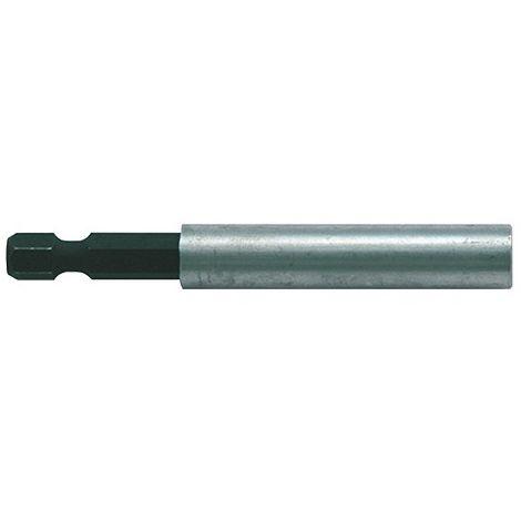 Porte-embout magnétique avec circlips 1/4 74 mm - 58301 - Leman - -