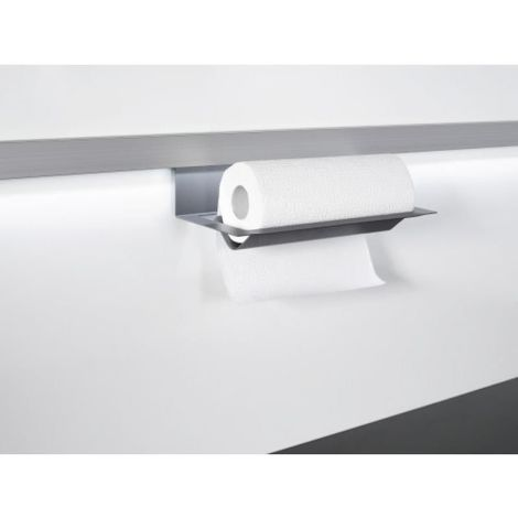 Porte essuie-tout finition noir graphite LINERO MOSAIQ