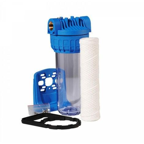 Porte filtre standard 9 pouces 3/4 + cartouche 20µ