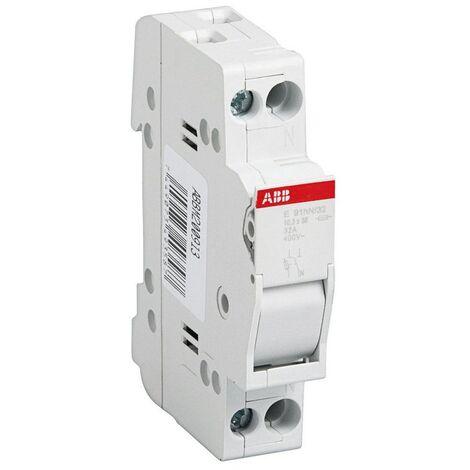 Porte-fusible ABB ET 91HN/32 1P+N 32A M200913