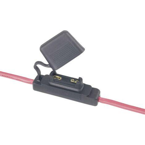 Porte-fusible plat Section du câble 10 mm²