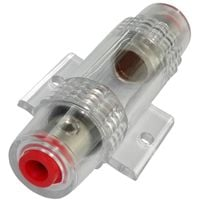 Porte-fusible pour fusibles AGU 10A-80A max in 20mm2 max out 10mm2