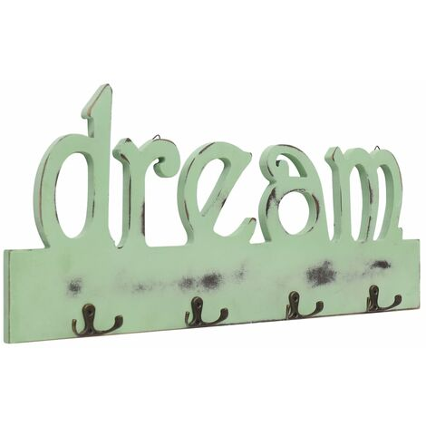 Porte-manteau mural DREAM 50x23 cm