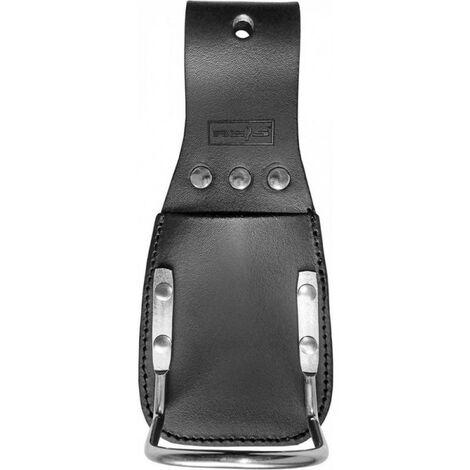 Porte-marteau et couteau, poche en cuir durable